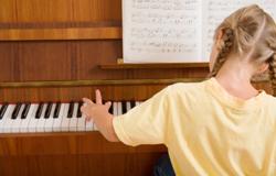 キッズのピアノレッスン