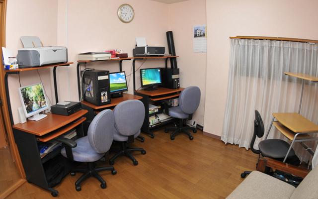 パソコン教室のご案内です